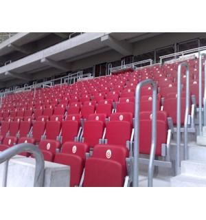Türk Telekom Arena - Aslantepe 6.500 Kişilik özel loca bölümü koltuk yenileme projesi
